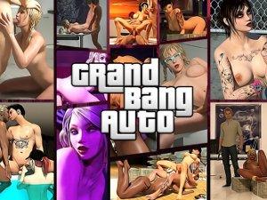 Grand Bang Auto gioco GTA sesso