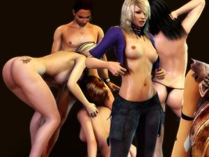 Sex and Glory giochi in flash erotici