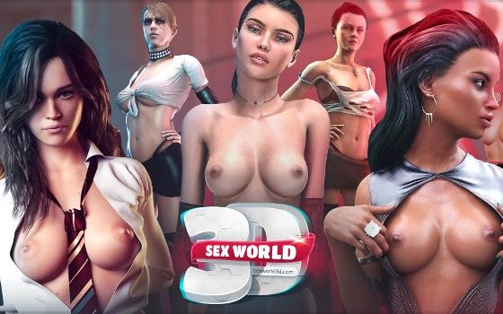 Sex World 3D XXX porno giochi scaricare