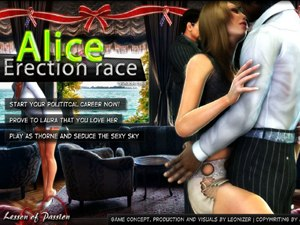 Alice - Erection race