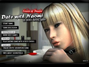 Date with Naomi gioco di sesso virtuale data