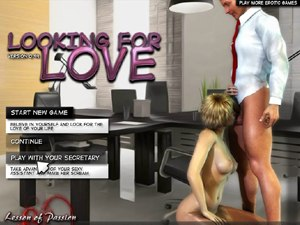 Looking for Love gioco erotico romantico