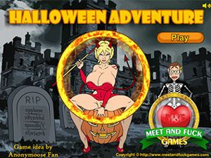Halloween Adventure il sesso in un castello