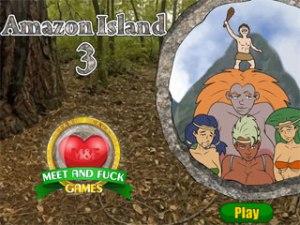 Amazon Island 3 esotico gioco porno
