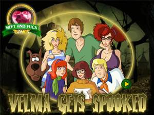 Velma Gets Spooked