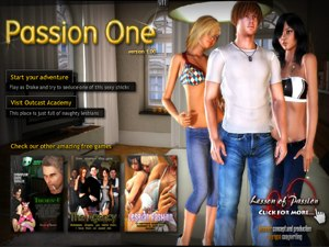 Passion One gioco porno gratis