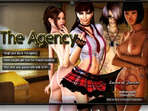 The Agency la carriera di modello con sesso