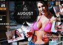 Agosto tettona ames in giochi di sesso di realta