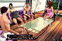 Orgie sesso partito con giovane coppia ne
